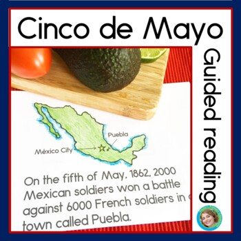 Cinco de Mayo Guided Reading Booklet