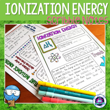 Ionization Energy Scribble Notes