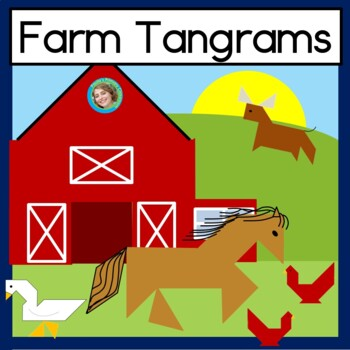 Farm Tangrams