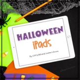 iPad Mock-Up | Halloween Styled Images