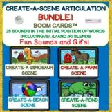 30% off! Create-A-Scene Articulation Boom Cards™ BUNDLE! -