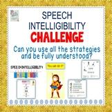 SPEECH INTELLIGIBILITY CHALLENGE! Sounds to sentences usin