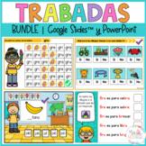 Sílabas trabadas bundle | Digital Blends in Spanish for Go