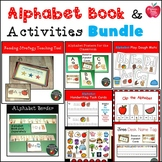 Alphabet Book and Activities Bundle