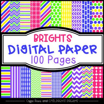 Digital Papers: Brights