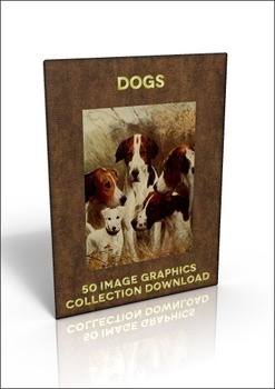 50 out of copyright Dog Illustrations to use for anything!