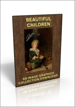 50 public domain images of Beautiful Children to use for a