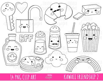 50% sale FRIENDS STAMP, valentine's day digital stamp, perfect match stamp