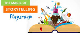 50 + story telling ideas + art activities for play group