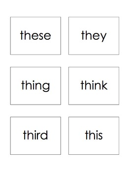 500 Elementary Sight Word/High-Frequency Word Flash Cards