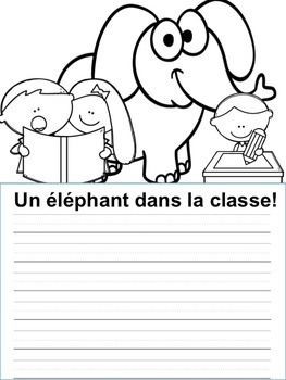 French Writing Prompts - Écriture - Gratuit