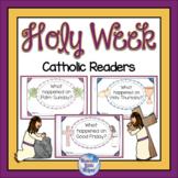Catholic Holy Week Readers for Lent