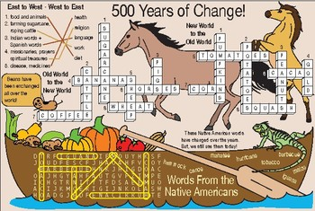 Christopher Columbus and 500 Years of Change Set