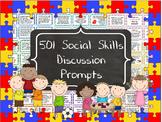 501 Social Skills Prompts - Problem-Solving Pragmatics Predicting etc. ASD