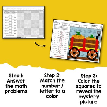 Fall Multiplying and Dividing Fractions by Fractions
