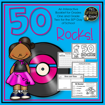 THE 50TH DAY ROCKS! BOOKLET