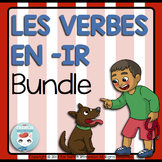 IR Verbs French BUNDLE