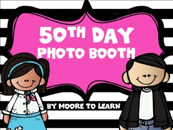 50s Day Photo Booth 2017
