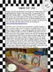 50's Themed Book Tasting & Book Preview Display