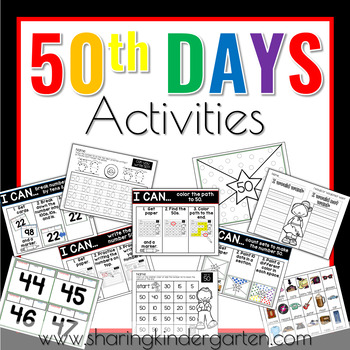 50th Day Activities