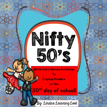 50th Day Activity Packet to Celebrate the 50th Day of School