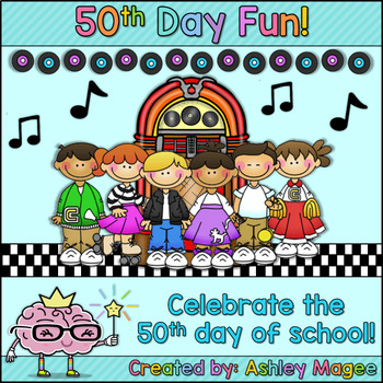 50th Day Fun! Activities for the 50th Day of School
