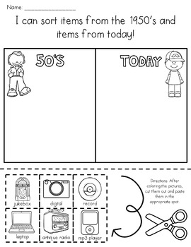 50th Day Of School- Spanish and English
