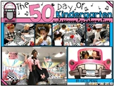 50th Day of Kindergarten {Room Transformation and Skill Review} Rock Your School