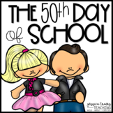 50th Day of School {A Nifty-Fifty Mini-Unit}