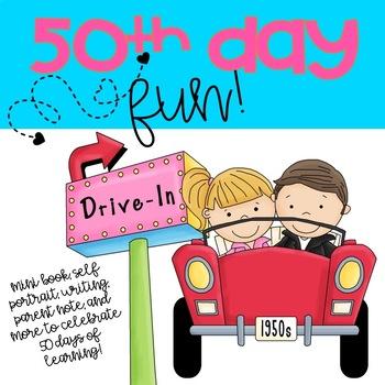 50th Day of School Bundle
