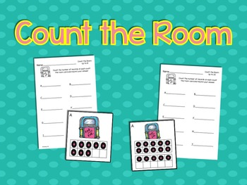 50th Day of School Math Activity Pack