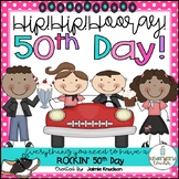 Fabulous 50th Day of School Activities!