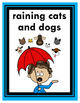 51 Idioms Posters (full color)