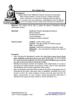 5104-10 Religions in Asia