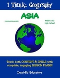 5104 Asia (World Cultures and Geography) - COMPLETE UNIT