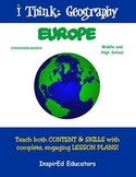 5105 Europe (World Cultures and Geography) - COMPLETE UNIT