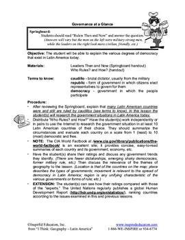 5106-14 Latin America Research Project