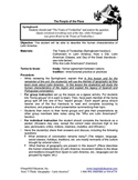 5106-6 The People and Culture of Latin America