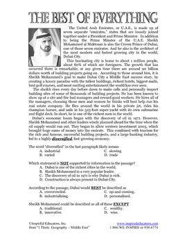 5107-12 Dubai City and Traditional Muslim Culture
