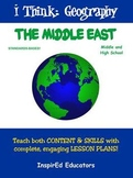 5107 The Middle East (World Cultures and Geography) - COMPLETE UNIT