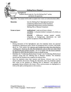 5108-6 Multiculturalism in North America
