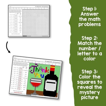 Thanksgiving Fraction Operations Bundle