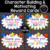 Reward Cards! 52 Inspiring & Motivating Cards. Classroom Management You'll ♥