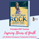 Service Project Guides & Inspiring Stories of Kids Ebook &