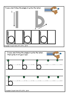 52 LOWERCASE ALPHABET TRACING task cards with fading visuals prek12