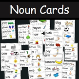 Noun Cards- 52 cards with nouns and pictures