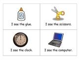 52 Predictable Sight Word Readers for Kindergarten