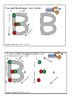 52 UPPERCASE ALPHABET TRACING task cards with fading visuals prek12