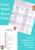 52 Weeks of Occupational Therapy