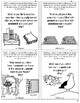Multiple Choice Mini Homework Sheets for Articulation Speech Therapy